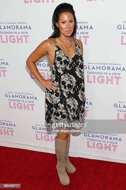 Actress Jennifer Dorogi attends Glamorama presented by Macy's Passport at Orpheum Theatre on September 12 2013 in Los Angeles California