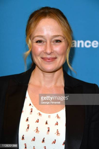 """Actress Jennifer Ehle attends the """"The Wolf Hour"""" Premiere during 2019 Sundance Film Festival at The Ray on January 26, 2019 in Park City, Utah."""