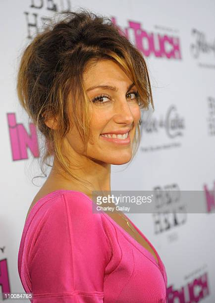 Actress Jennifer Esposito arrives at In Touch Weekly's ICONS IDOLS CELEBRATION with performances by Good Charlotte Leona Lewis and The Veronicas and...