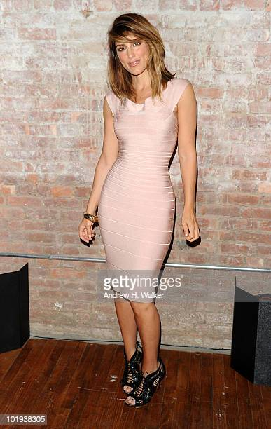 Actress Jennifer Esposito attends the Whitney Museum Art Party 2010 at 82 Mercer on June 9 2010 in New York City