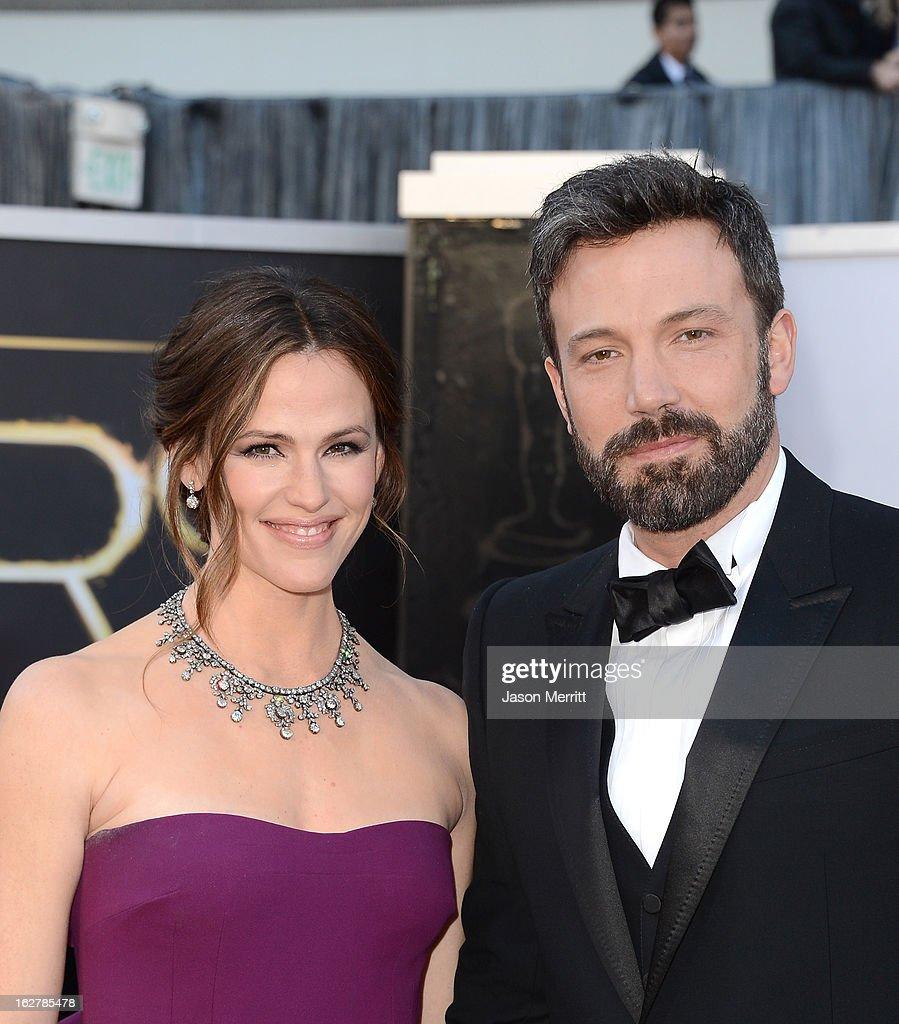 85th Annual Academy Awards - Arrivals : Nachrichtenfoto