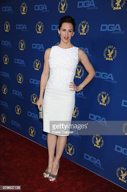 Actress Jennifer Garner arrives at the 65th Annual Directors Guild Awards held at the Ray Dolby Ballroom at Hollywood Highland