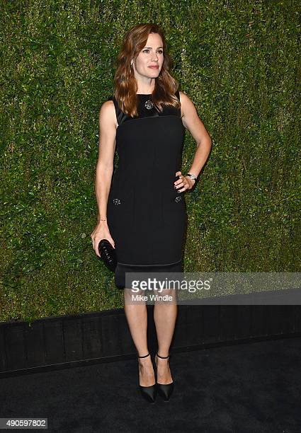 Actress Jennifer Garner attends CHANEL Dinner in Honor of Baby2Baby at CHANEL Boutique on September 29 2015 in Los Angeles California