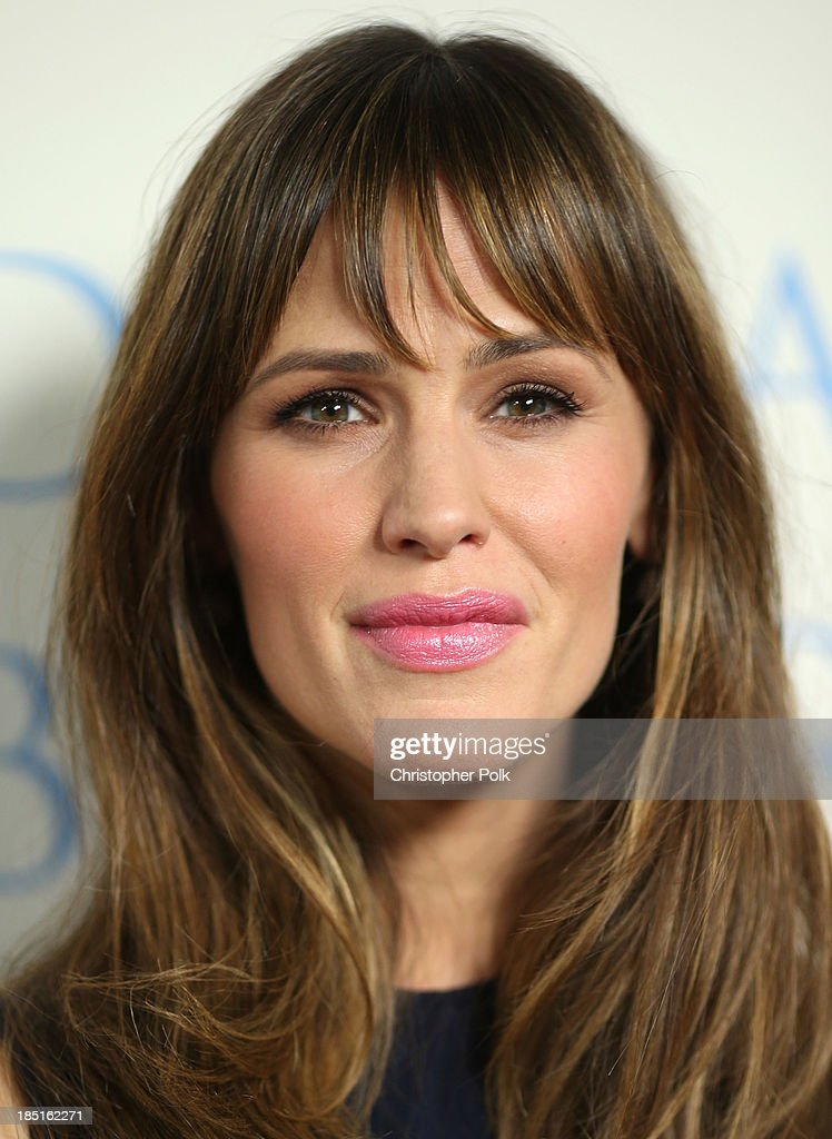 Actress Jennifer Garner attends Focus Features' 'Dallas Buyers Club' premiere at the Academy of Motion Picture Arts and Sciences on October 17, 2013 in Beverly Hills, California.