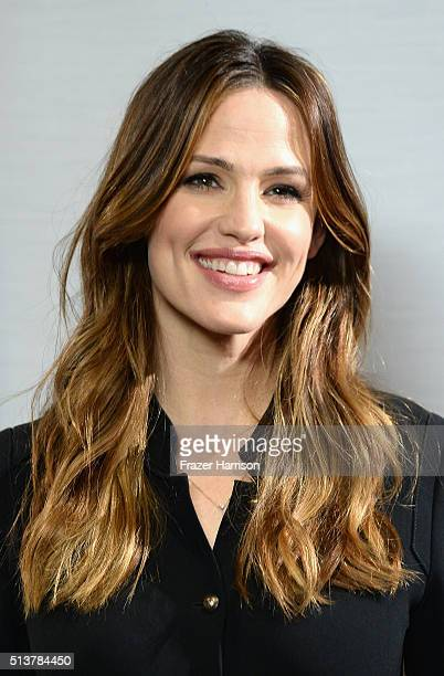 Actress Jennifer Garner attends Sony Pictures Releasing's Miracles From Heaven Photo Call at The London Hotel on March 4 2016 in West Hollywood...
