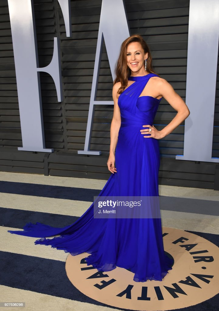 2018 Vanity Fair Oscar Party Hosted By Radhika Jones - Arrivals : News Photo