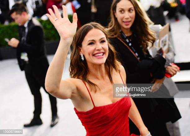 Actress Jennifer Garner attends the 26th annual Screen ActorsGuild Awards at The Shrine Auditorium on January 19, 2020 in Los Angeles, California.