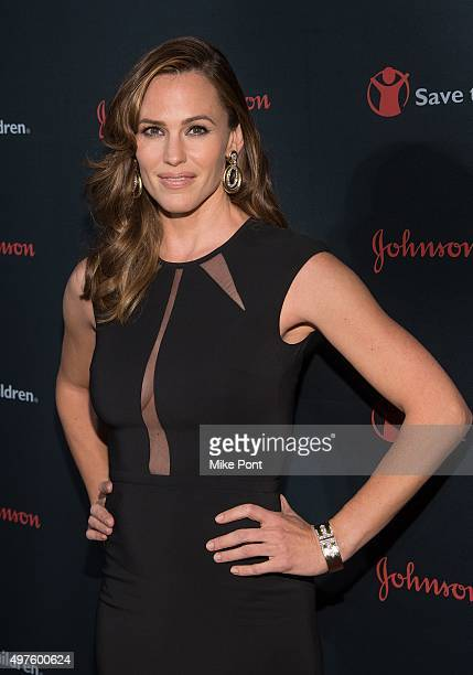 Actress Jennifer Garner attends the 3rd Annual Save The Children Illumination Gala at The Plaza Hotel on November 17 2015 in New York City