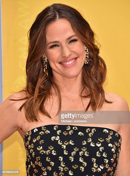 Actress Jennifer Garner attends the 50th annual CMA Awards at the Bridgestone Arena on November 2 2016 in Nashville Tennessee