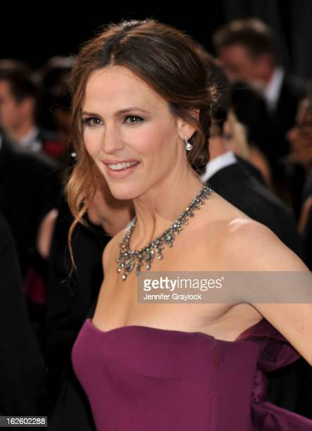 Actress Jennifer Garner attends the 85th Annual Academy Awards held at the Hollywood Highland Center on February 24 2013 in Hollywood California