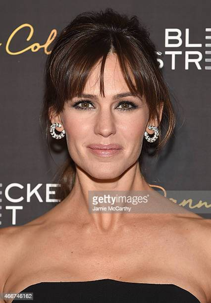 Actress Jennifer Garner attends the Danny Collins New York premiere at AMC Lincoln Square Theater on March 18 2015 in New York City