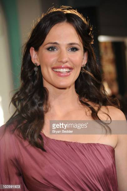 Actress Jennifer Garner attends the grand opening of the Casino Club at The Greenbrier on July 2 2010 in White Sulphur Springs West Virginia