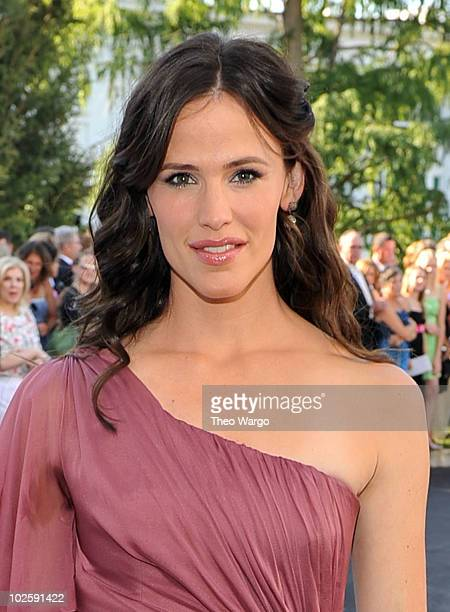 Actress Jennifer Garner attends The Greenbrier for the gala opening of the Casino Club on July 2 2010 in White Sulphur Springs West Virginia