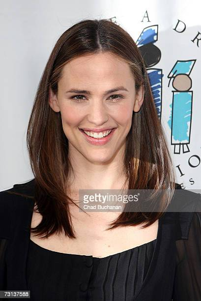 Actress Jennifer Garner attends the I Have a Dream Foundation Los Angeles Dream Keeper Awards at the House of Blues on January 28 2007 in West...