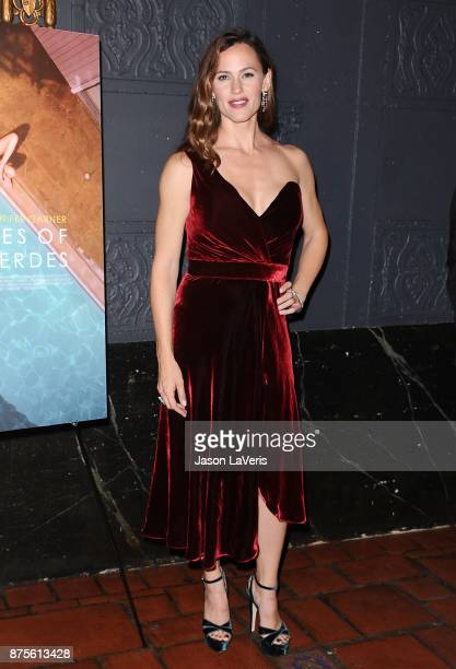 Actress Jennifer Garner attends the premiere of 'The Tribes of Palos Verdes' at The Theatre at Ace Hotel on November 17 2017 in Los Angeles California