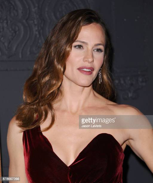 Actress Jennifer Garner attends the premiere of The Tribes of Palos Verdes at The Theatre at Ace Hotel on November 17 2017 in Los Angeles California