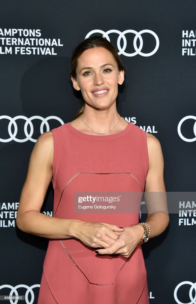 Actress Jennifer Garner attends the red carpet for 'The Tribes of Palos Verdes' at UA2 East Hampton Cinema 6 during Hamptons International Film Festival 2017 - Day Two on October 6, 2017 in East Hampton, New York.