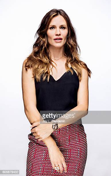 Actress Jennifer Garner of 'Wakefield' poses for a portraits at the Toronto International Film Festival for Los Angeles Times on September 13 2016 in...