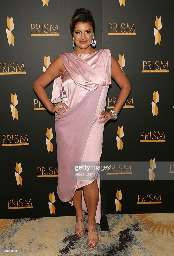 Actress Jennifer Gimenez arrives to the 14th Annual Prism Awards at the Beverly Hills Hotel on April 22, 2010 in Beverly Hills, California.
