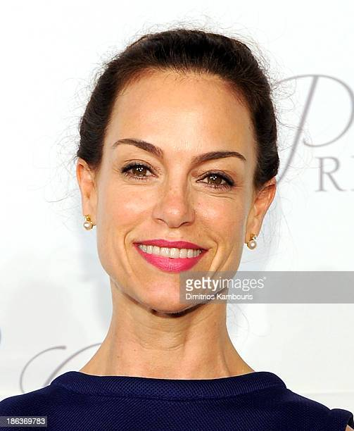 Actress Jennifer Grant attends the 2013 Princess Grace Awards Gala at Cipriani 42nd Street on October 30 2013 in New York City