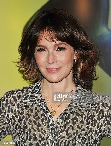 Actress Jennifer Grey attends the launch of Disney's Epic Mickey at Disney Store on November 30 2010 in New York City