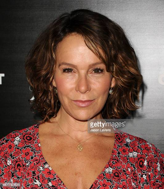 Actress Jennifer Grey attends the premiere of God's Pocket at LACMA on May 1 2014 in Los Angeles California
