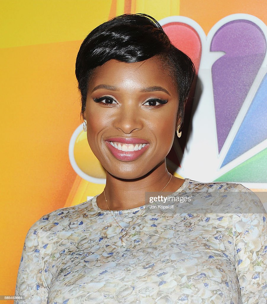 Actress Jennifer Hudson arrives at the 2016 Summer TCA Tour - NBCUniversal Press Tour Day 1 at The Beverly Hilton Hotel on August 2, 2016 in Beverly Hills, California.