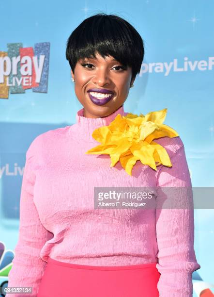 Actress Jennifer Hudson attends NBC's 'Hairspray Live' FYC Event at the Saban Media Center on June 9 2017 in North Hollywood California