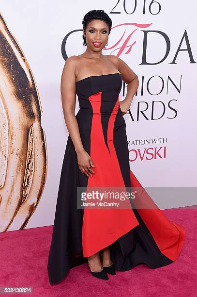 Actress Jennifer Hudson attends the 2016 CFDA Fashion Awards at the Hammerstein Ballroom on June 6 2016 in New York City