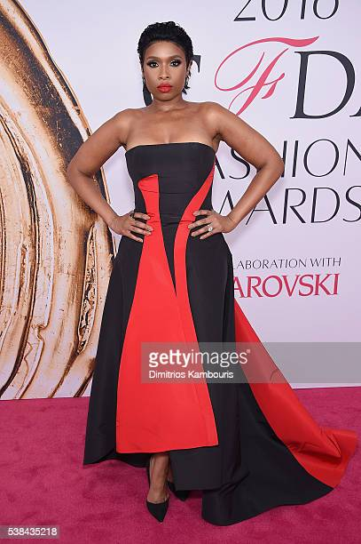 Actress Jennifer Hudson attends the 2016 CFDA Fashion Awards at the Hammerstein Ballroom on June 6, 2016 in New York City.