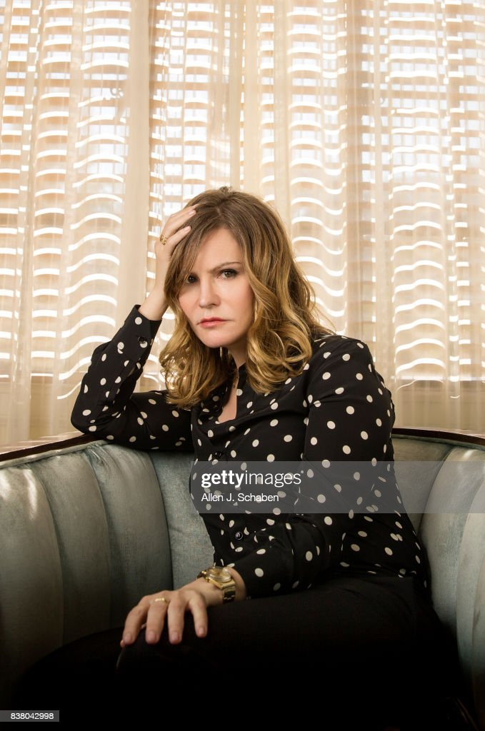 Jennifer Jason Leigh, Los Angeles Times, August 13, 2017