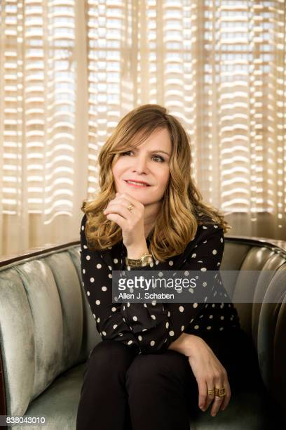 Actress Jennifer Jason Leigh is photographed for Los Angeles Times on August 7 2017 in Los Angeles California PUBLISHED IMAGE CREDIT MUST READ Allen...