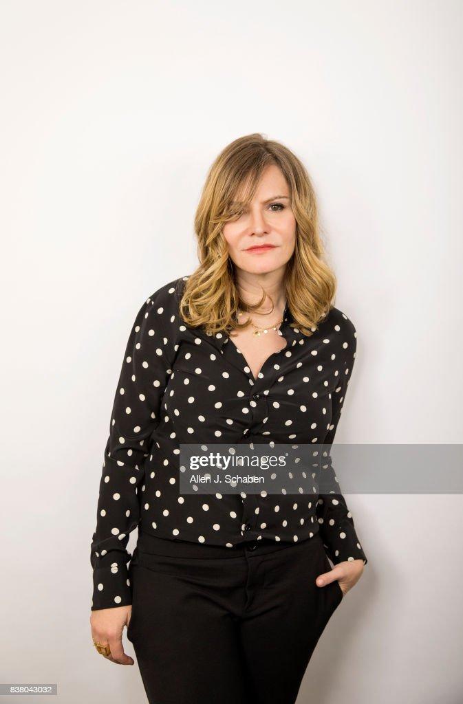 Jennifer Jason Leigh, Los Angeles Times, August 13, 2017