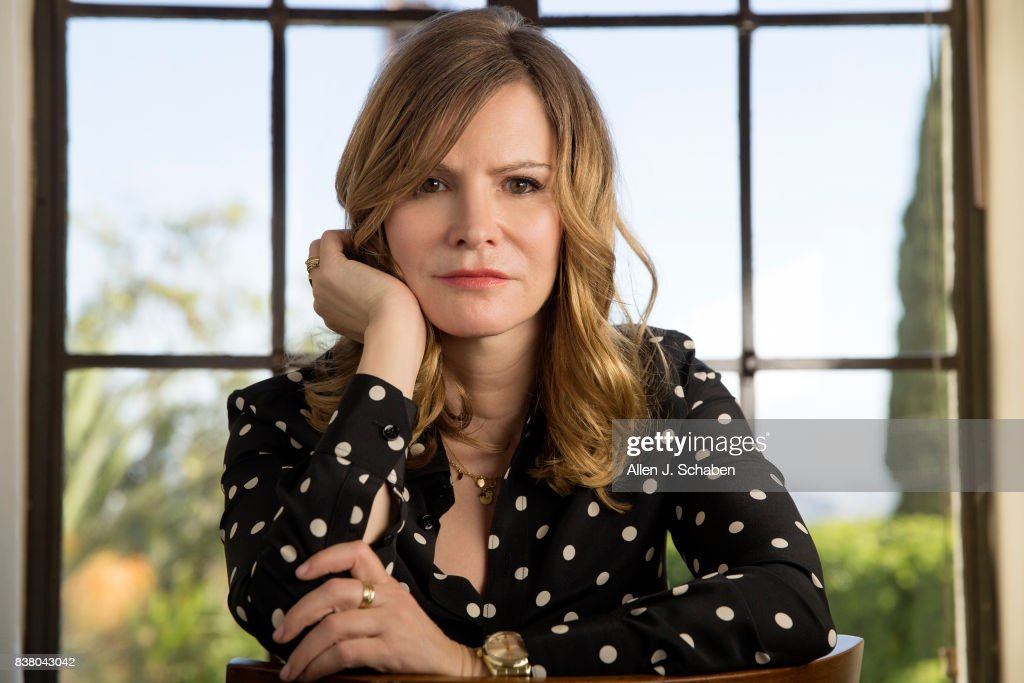 Actress Jennifer Jason Leigh is photographed for Los Angeles Times on August 7, 2017 in Los Angeles, California. PUBLISHED IMAGE.