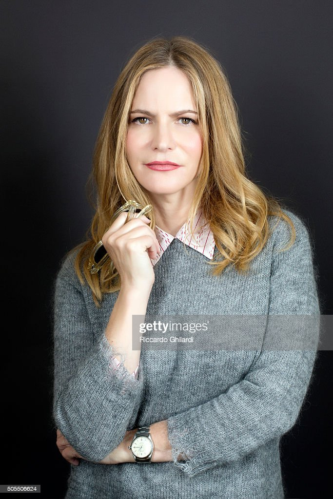Jennifer Jason Leigh, Self Assignment, September 2015
