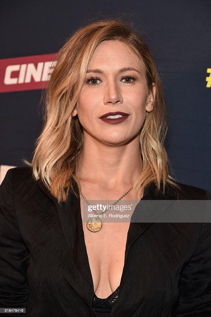 Premiere Of Cinemax's 'Banshee' 4th Season - Red Carpet : News Photo