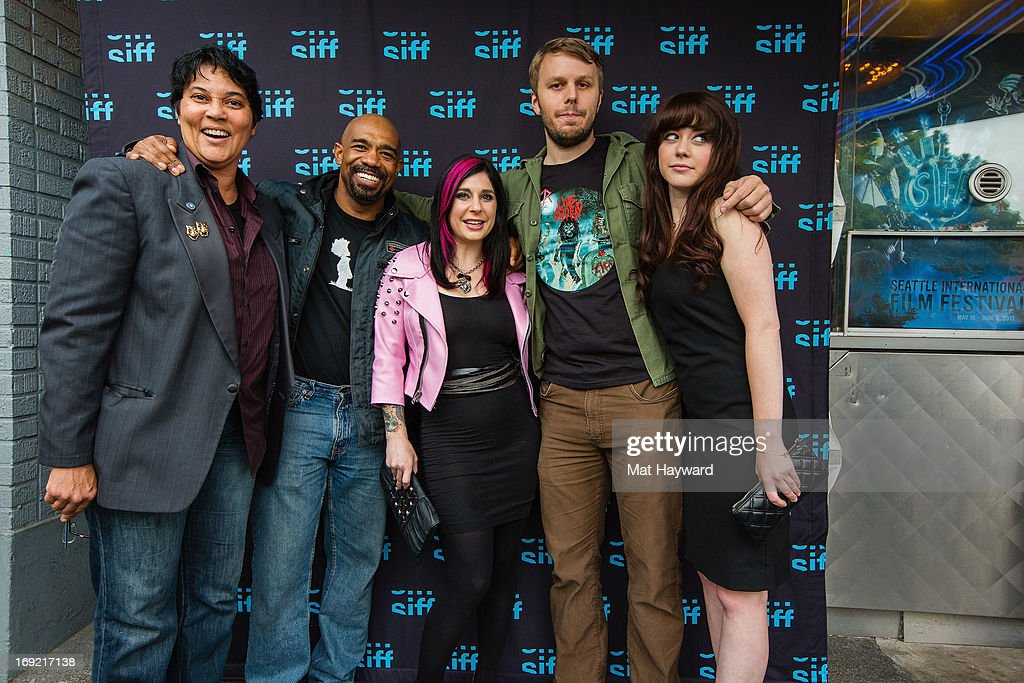 "2013 Seattle International Film Festival - ""Scrapper"" Premiere"