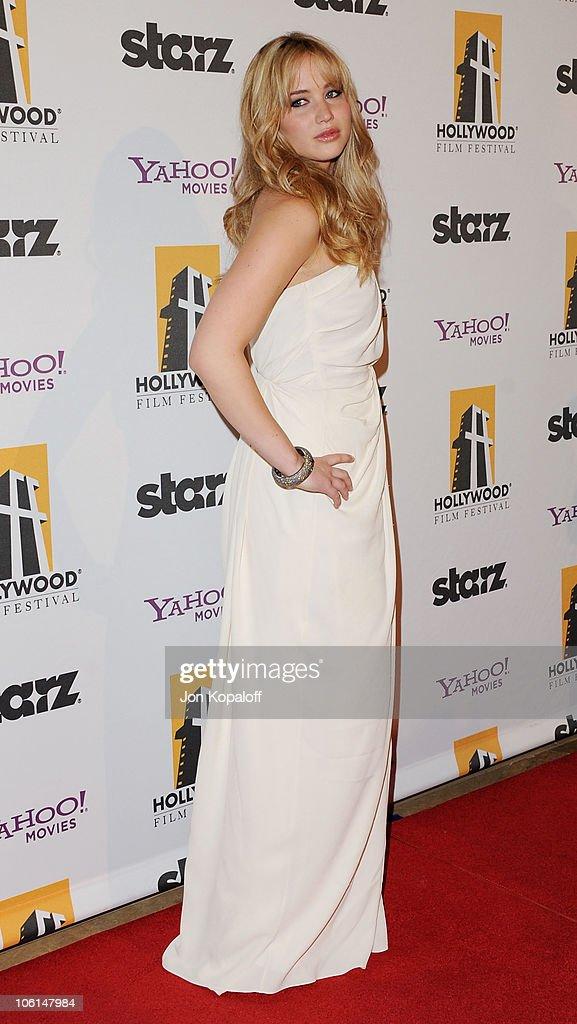 14th Annual Hollywood Awards Gala : News Photo