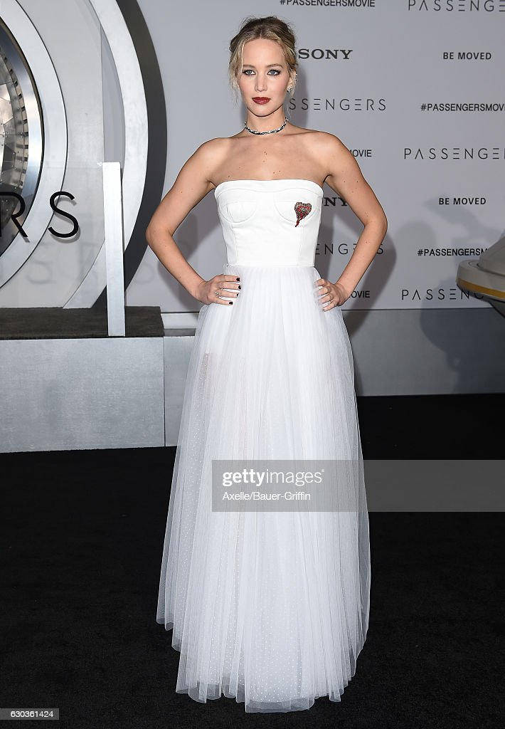 Premiere Of Columbia Pictures' 'Passengers' : News Photo
