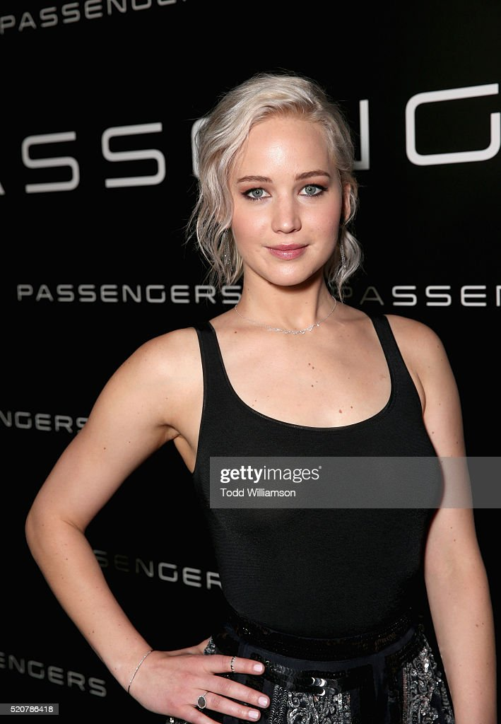 Actress Jennifer Lawrence attends CinemaCon 2016 An Evening with Sony Pictures Entertainment: Celebrating the Summer of 2016 and Beyond at The Colosseum at Caesars Palace during CinemaCon, the official convention of the National Association of Theatre Owners, on April 12, 2016 in Las Vegas, Nevada.
