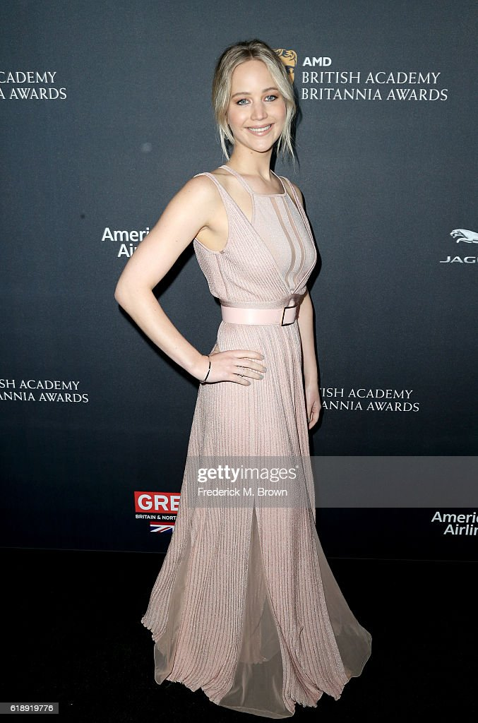 2016 AMD British Academy Britannia Awards Presented by Jaguar Land Rover And American Airlines - Arrivals