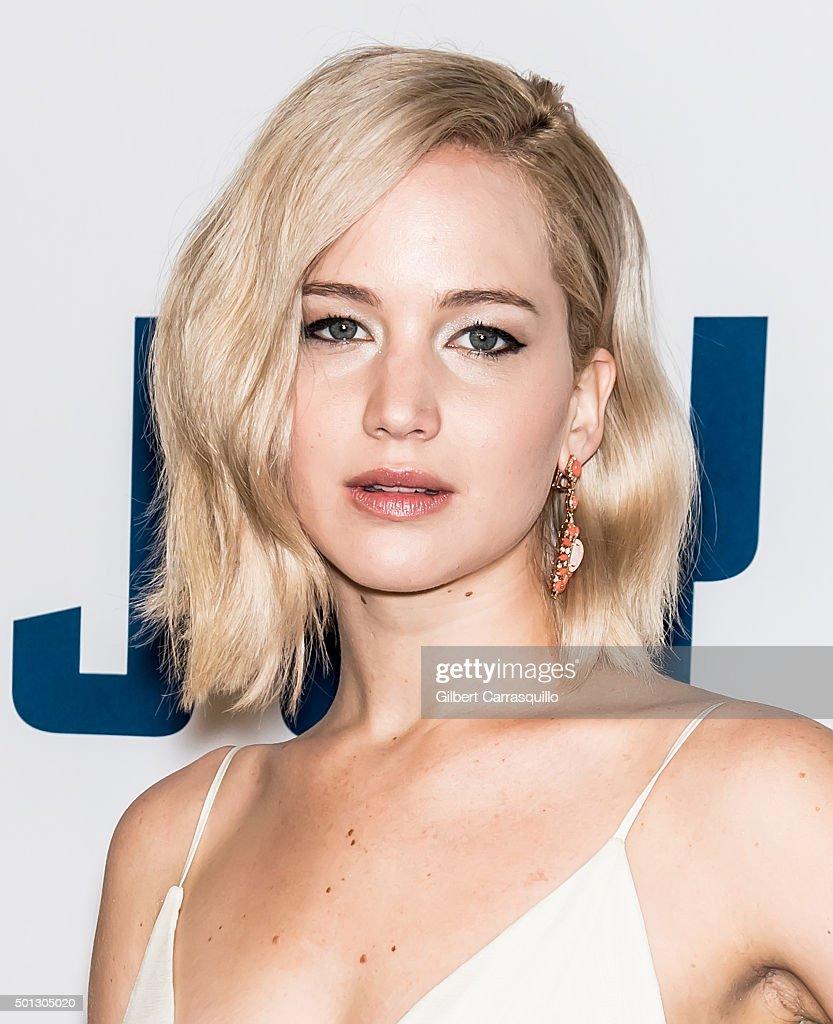 'Joy' New York Premiere : News Photo