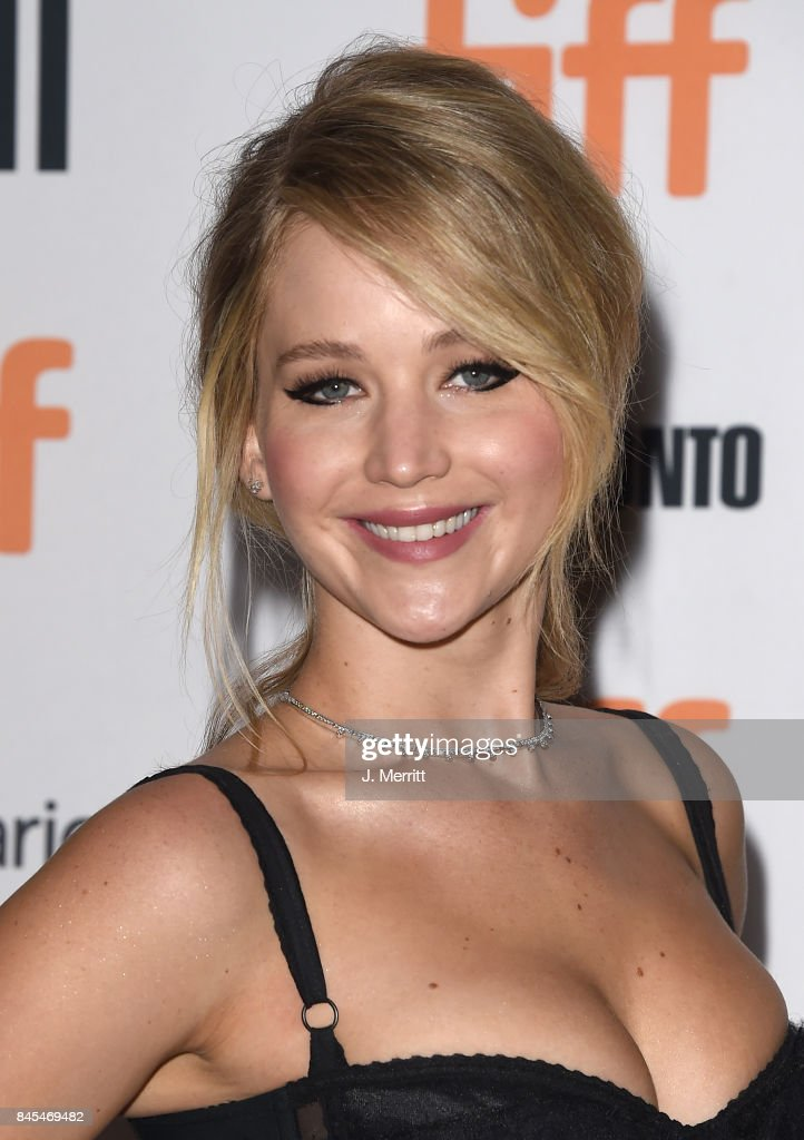 Actress Jennifer Lawrence attends the 'mother!' premiere during the 2017 Toronto International Film Festival at TIFF Bell Lightbox on September 10, 2017 in Toronto, Canada.