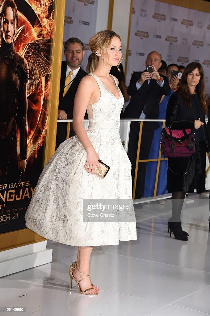 81ec891c3  The Hunger Games  Mockingjay - Part 1  - Los Angeles Premiere - Arrivals.