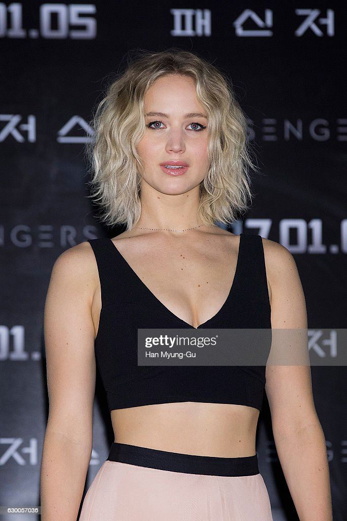 """Passengers"" Press Conference In Seoul : News Photo"