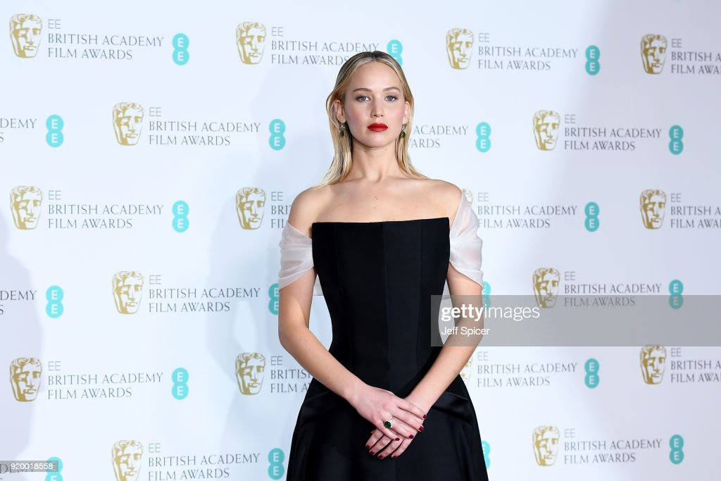 EE British Academy Film Awards - Press Room
