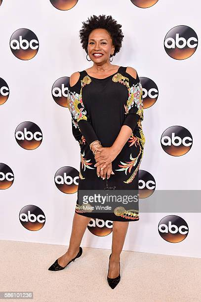 Actress Jennifer Lewis attends the Disney ABC Television Group TCA Summer Press Tour on August 4 2016 in Beverly Hills California