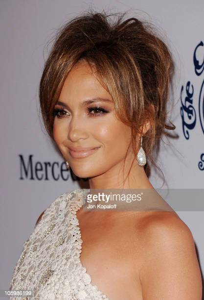 Actress Jennifer Lopez arrives at the 32nd Anniversary Carousel Of Hope Ball at The Beverly Hilton hotel on October 23 2010 in Beverly Hills...