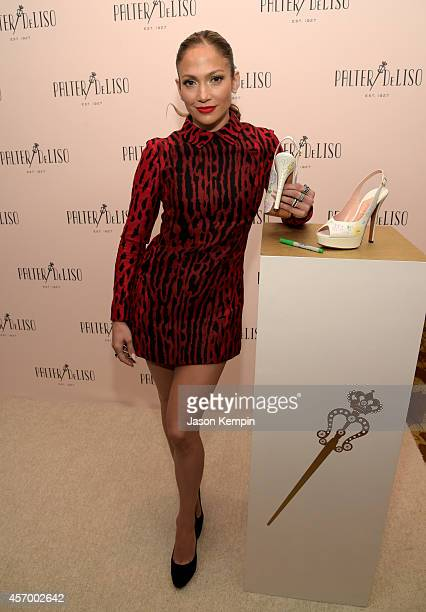 Actress Jennifer Lopez attends the 2014 Variety Power of Women presented by Lifetime at Beverly Wilshire Four Seasons Hotel on October 10 2014 in Los...