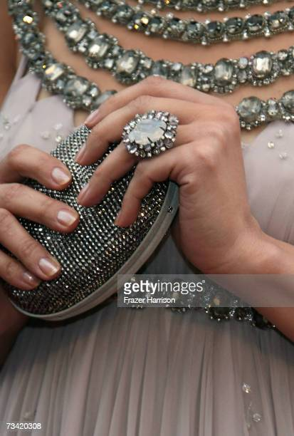 Actress Jennifer Lopez attends the 79th Annual Academy Awards held at the Kodak Theatre on February 25 2007 in Hollywood California
